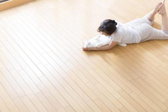 床暖房サービス